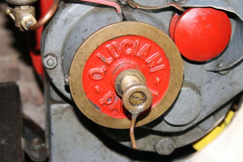 restauration - Restauration moteur ORESTE LUCIANI HP 6/8 Img_4055