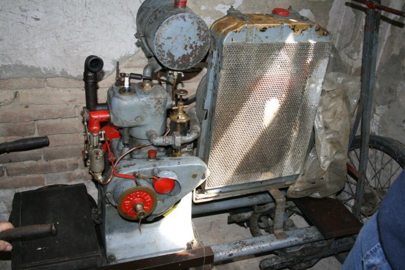 restauration - Restauration moteur ORESTE LUCIANI HP 6/8 Img_4056