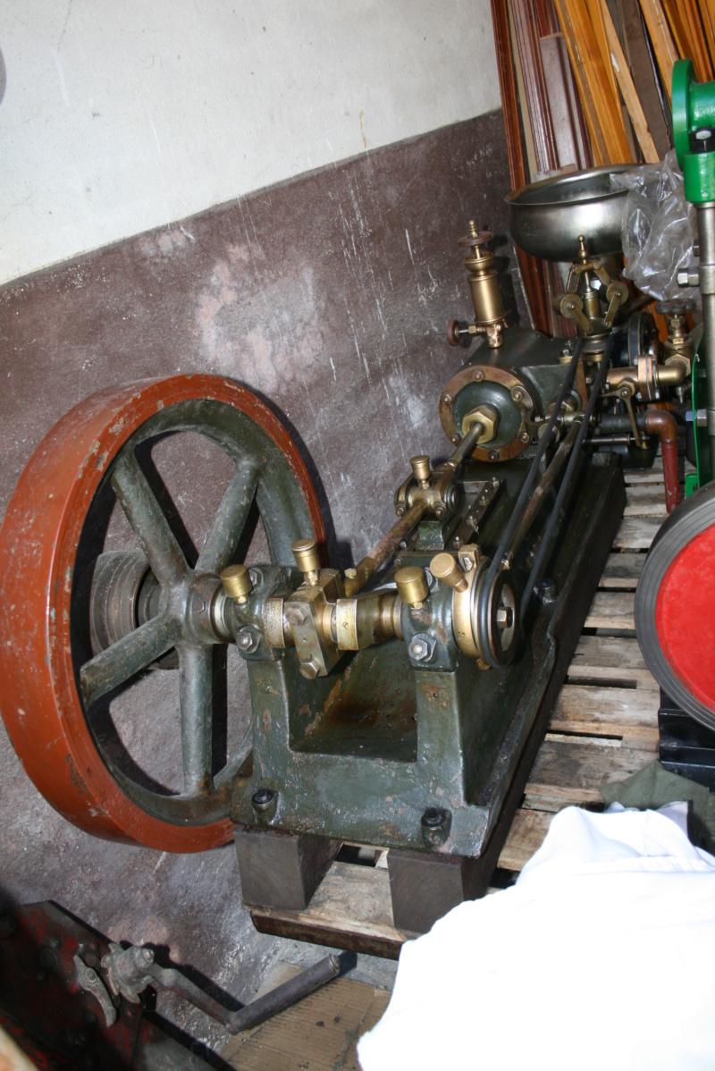 restauration - Restauration moteur ORESTE LUCIANI HP 6/8 Img_4120