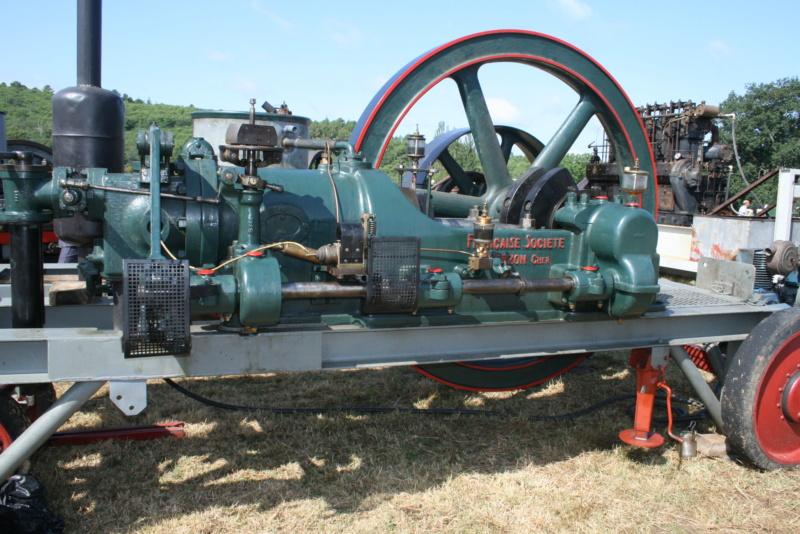 festival des vieilles mécaniques de Cazals  Img_4366