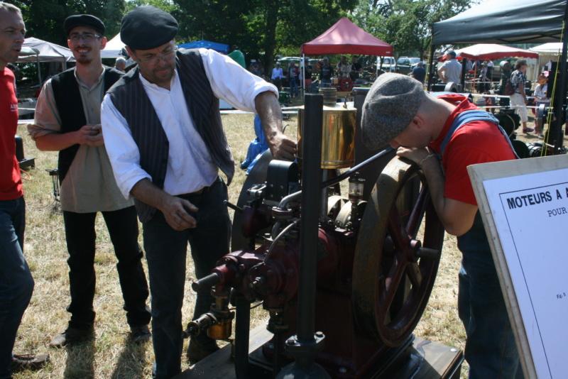 festival des vieilles mécaniques de Cazals  Img_4378