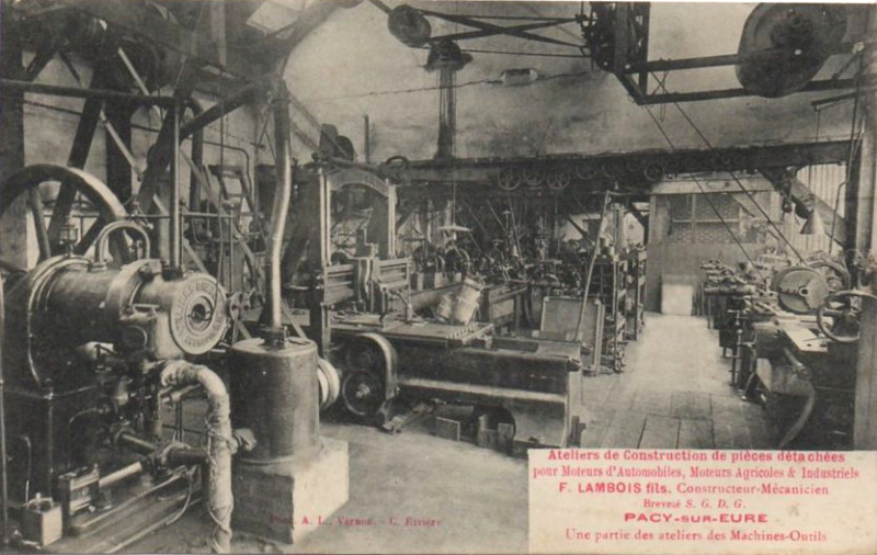 moteur - Cartes postales anciennes (partie 2) - Page 7 Lamboi12