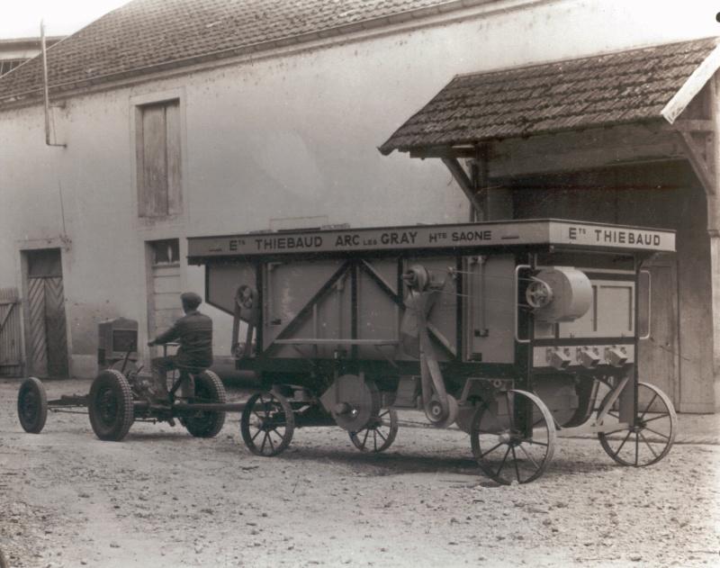 Tracteurs Millot Tracte10