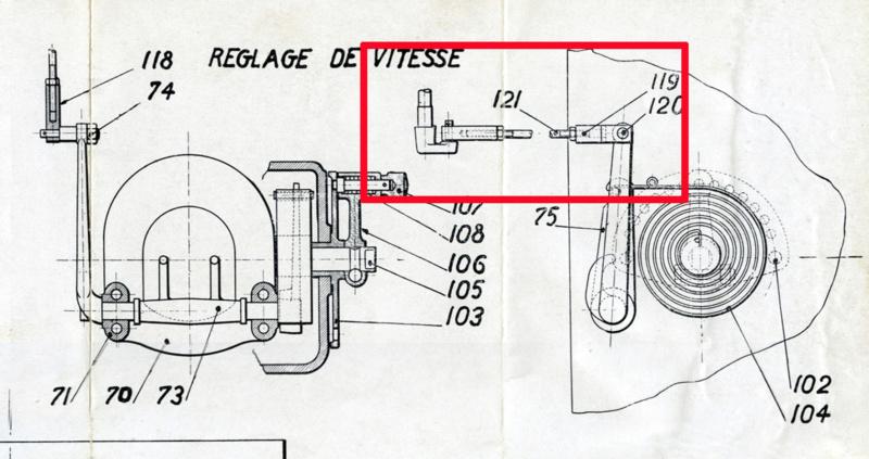 problème moteur Bernard w1 W1w2w310