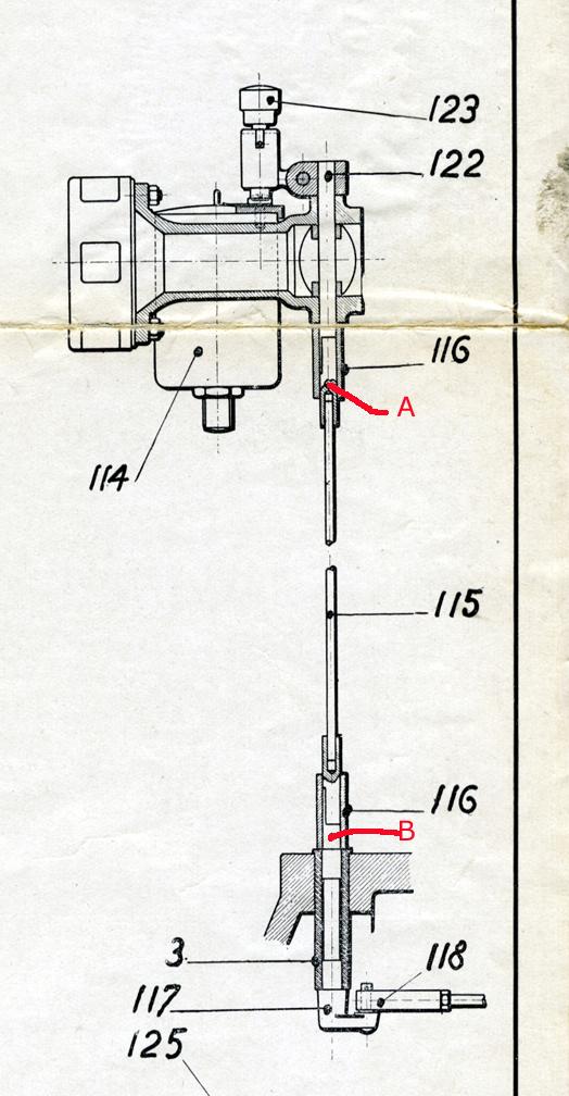 moteur Bernard W2  W1w2w315