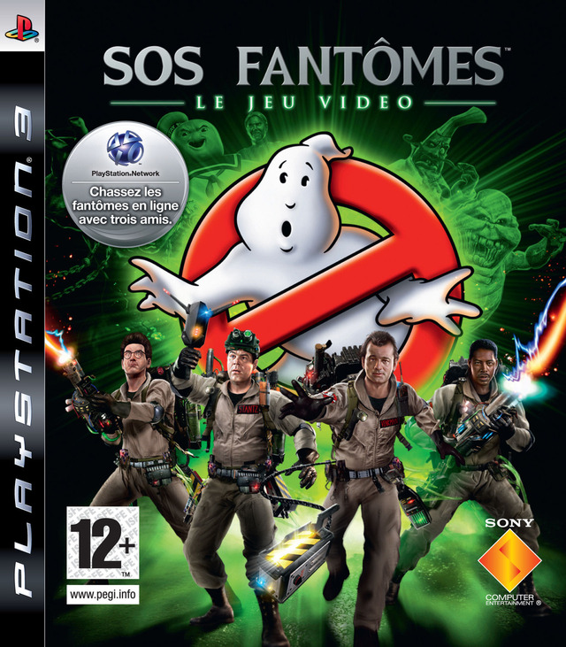 GHOSTBUSTERS-SOS FANTOMES (Mattel) 2009-2015 - Page 6 Jaquet11