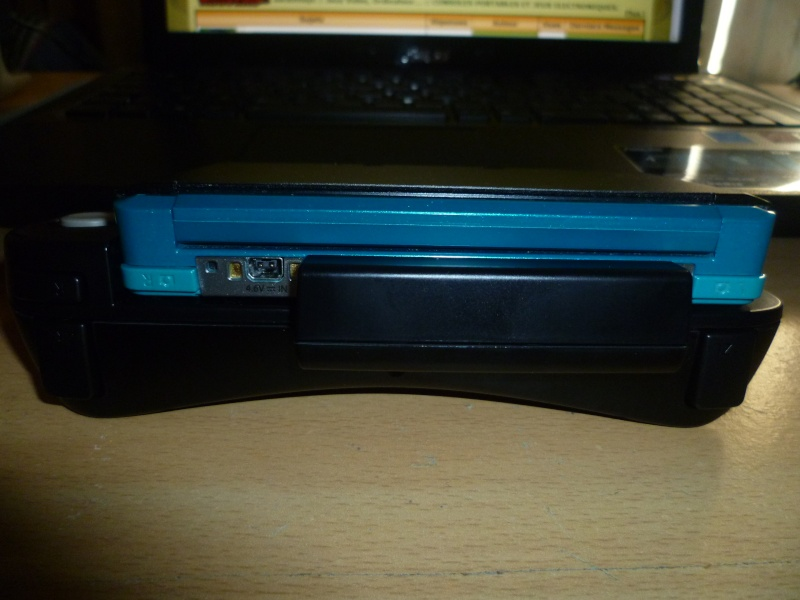 [Jeux/Accessoire]   RESIDENT EVIL Revelation 3DS+circle pad. P1020116