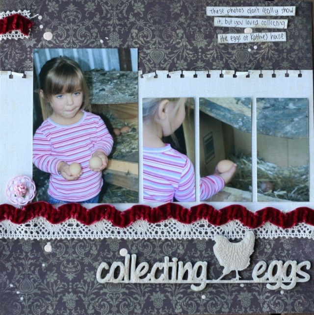 Ant's Easter Inspiration Challenge! Collec10