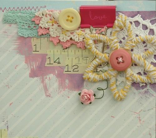 Sarah's terrific twine challenge Flower11