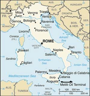 Stop 5 - Europe!! Check in here before midnight fri 12th Oct! Italy_12