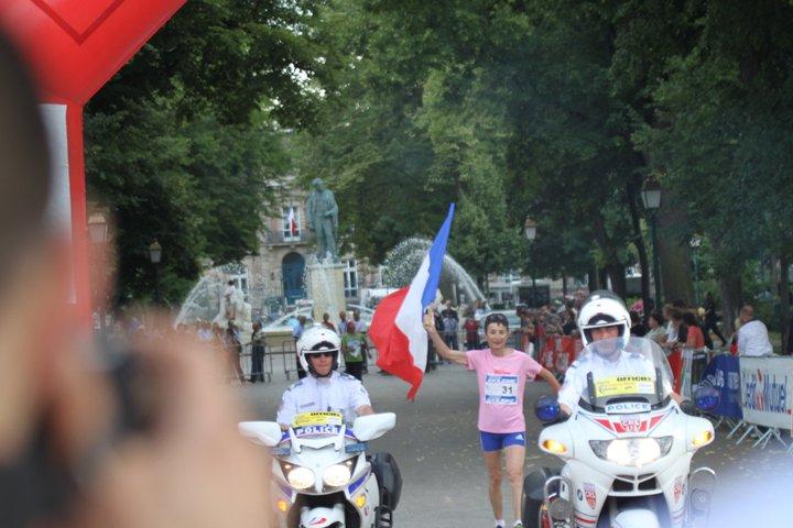 Les vainqueurs de Paris-Colmar 2011 . 26230410
