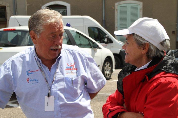 24 h, le 3 et 4 septembre 2011 à St Thibault des Vignes(77) 26343110