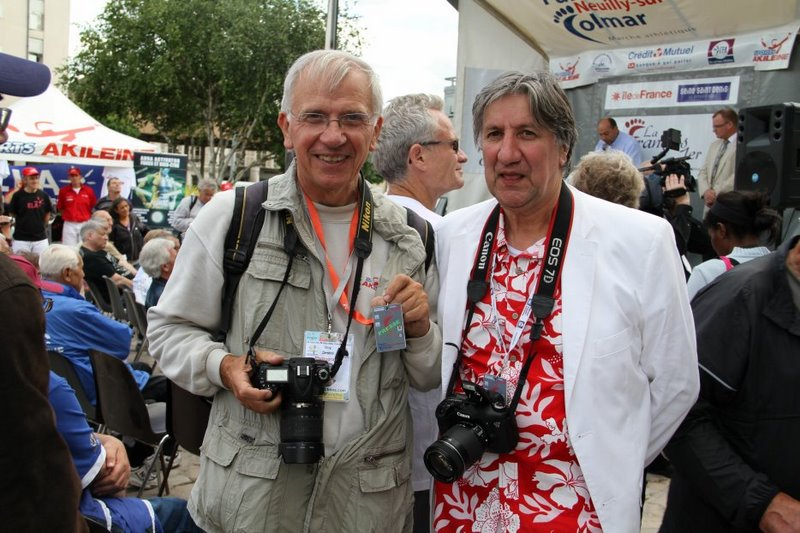 Les photographes  de Paris-Colmar 2011 30126410