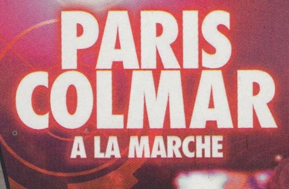 paris colmar edition 2012  Affich10