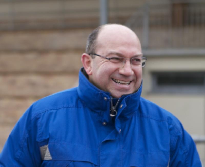 Jean CECILION  Directeur du Stage de Fond  avait le sourire  Img_3410
