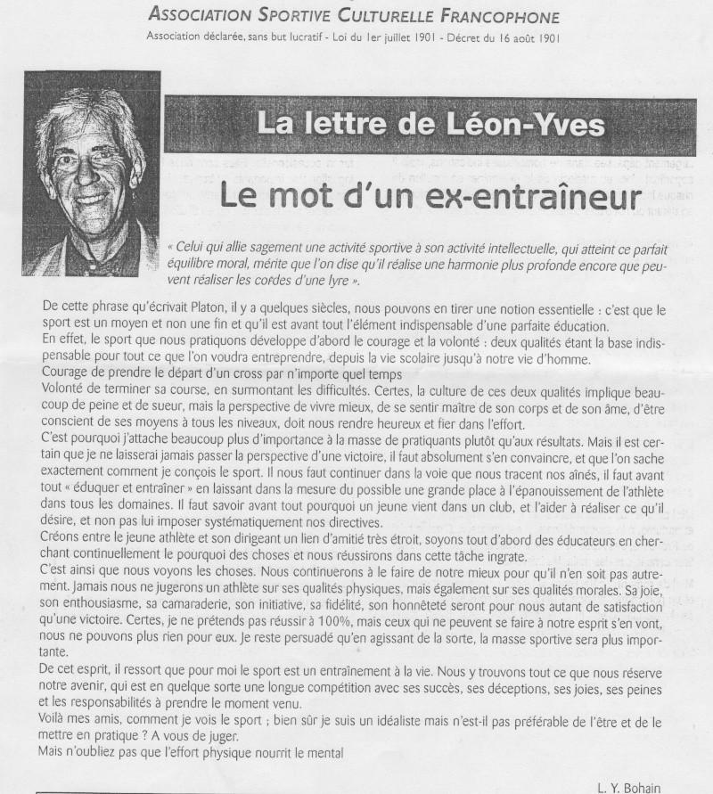 Lettre de Léon-Yves BOHAIN Lettre10