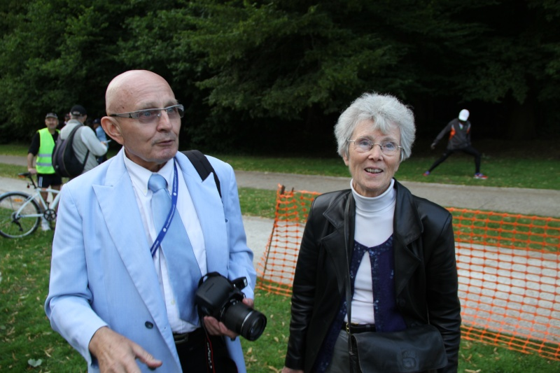 24 h, le 3 et 4 septembre 2011 à St Thibault des Vignes(77) Paris-11