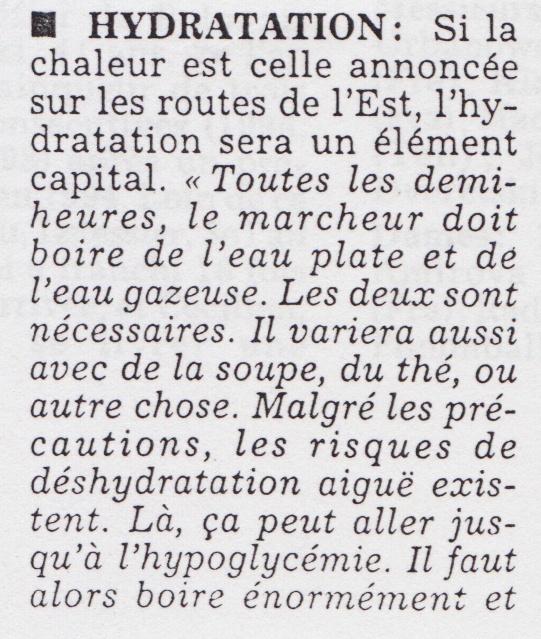 Francis GENSON médecin de l'équipe de France . Presse17