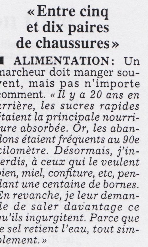Francis GENSON médecin de l'équipe de France . Presse18