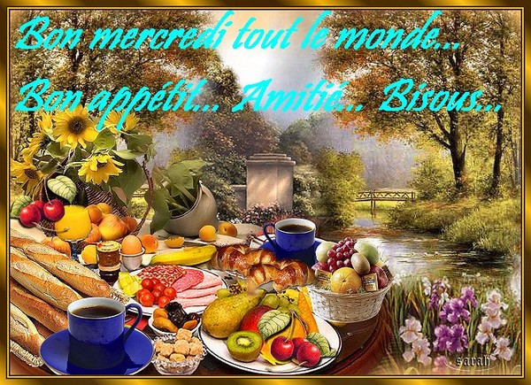 Bon Mercredi 435cd810