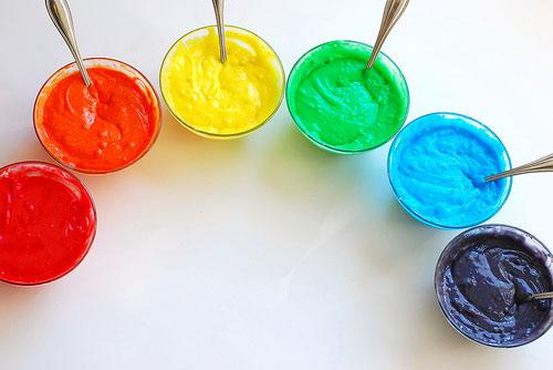 tout est multicolore Rainbo11