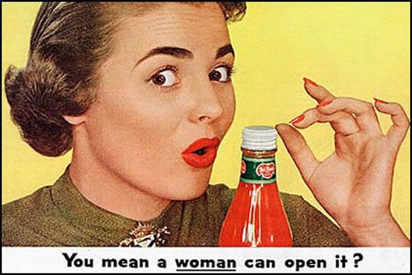 La femme dans la pub. - Page 4 Sexist11
