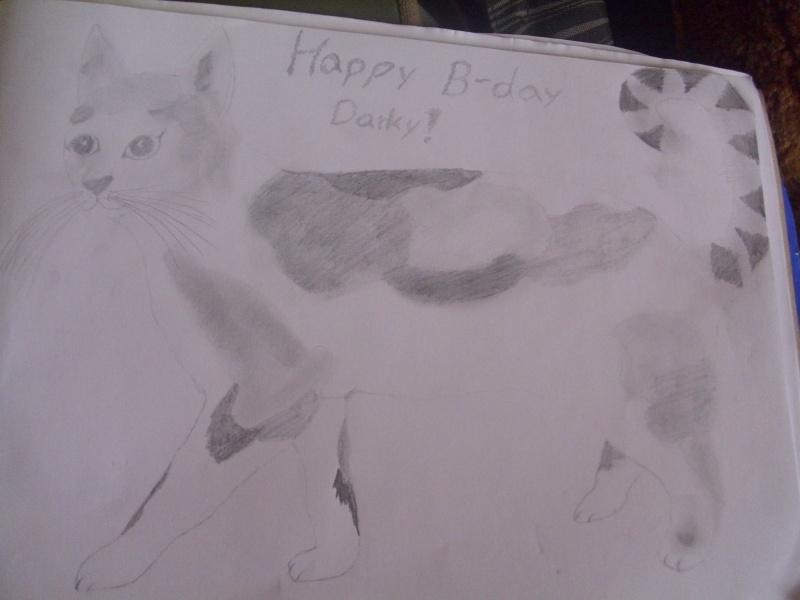 Happy Birthday Darky! Darkys10
