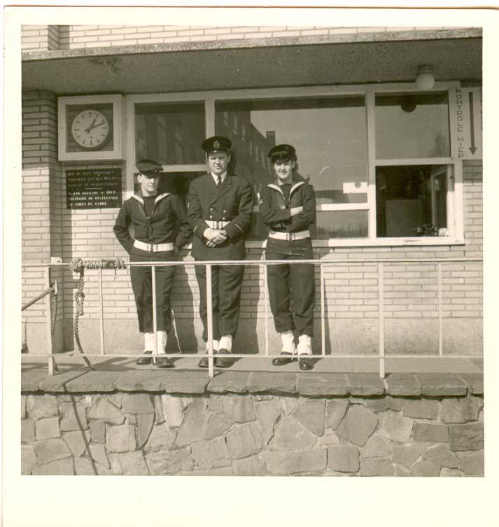 Caserne Mahieu en 1972 Caserne Bootsman Jonsen Geo_0010
