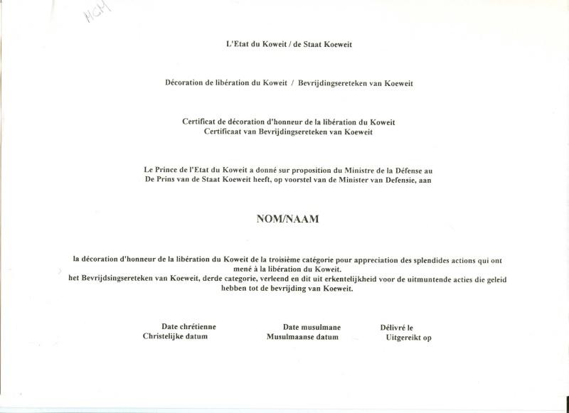 DOCUMENTS GUERRE DU GOLF (DESERT STORM) Luk00116