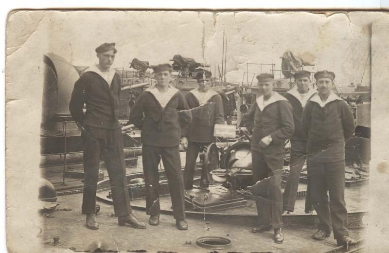 Les photos original de torpilleurs marins - Page 2 Matelo11