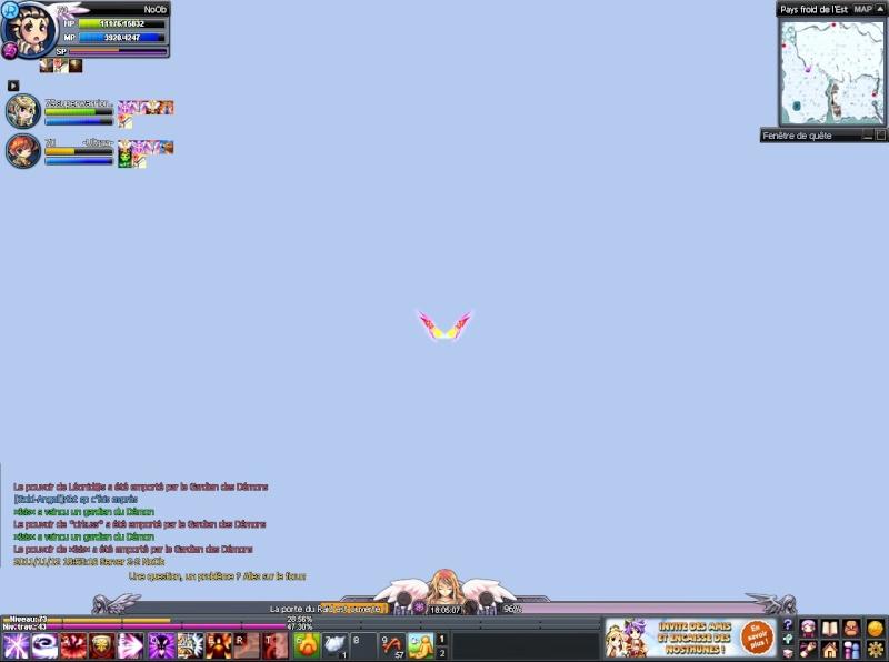 Screenshots de NoOb 20111111
