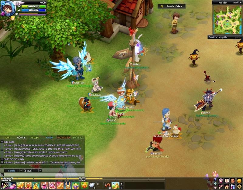 Screenshots de NoOb 20120714