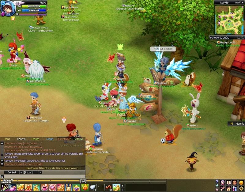 Screenshots de NoOb 20120715