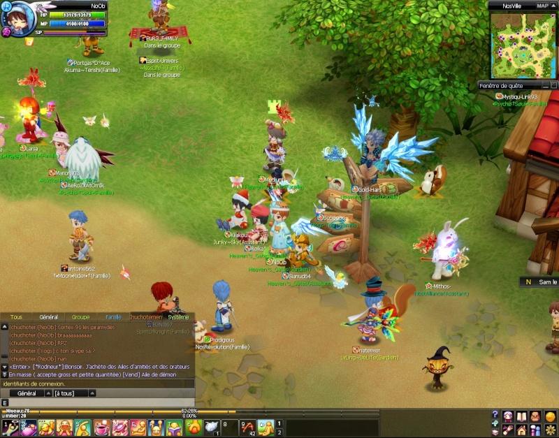 Screenshots de NoOb 20120718