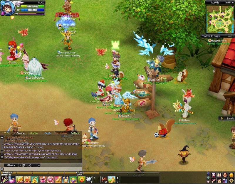 Screenshots de NoOb 20120720