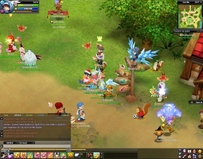 Screenshots de NoOb 20120721