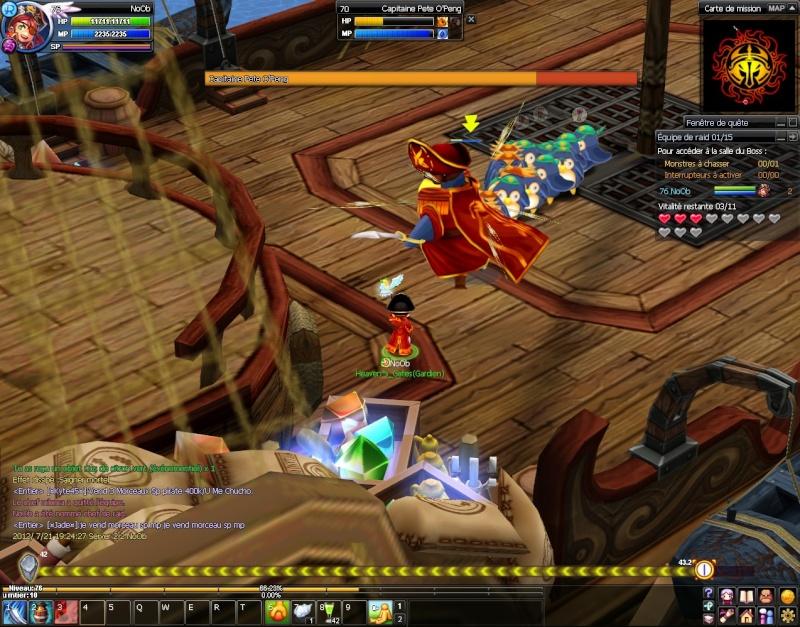 Screenshots de NoOb 20120728
