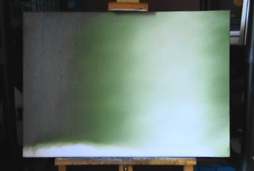 Ma première progression acrylique/huile 26112010