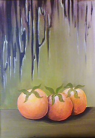 Beau travail à l'acrylique Tomate10