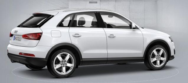 Audi Q3 Ambition luxe 2.0 TFSI quattro S tronic Sans_t10