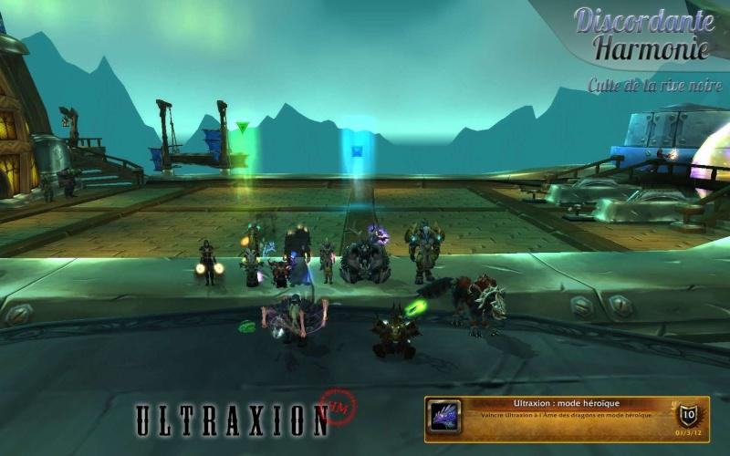 Ultraxion HM down Ultra110