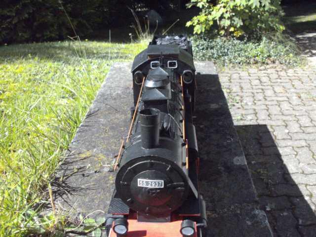 Br 55 1/20 Pirling Modell K640_b57