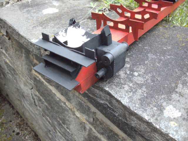 Schnellzuglok Br 01 mit Tender in M1/20 K640_b87