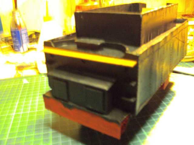Schnellzuglok Br 01 mit Tender in M1/20 K640_b91