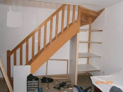 Ma Methode Pour Placards Coulissants Sous Escalier