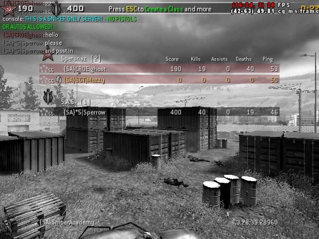 What happens when sperrow isn't around Shot0026