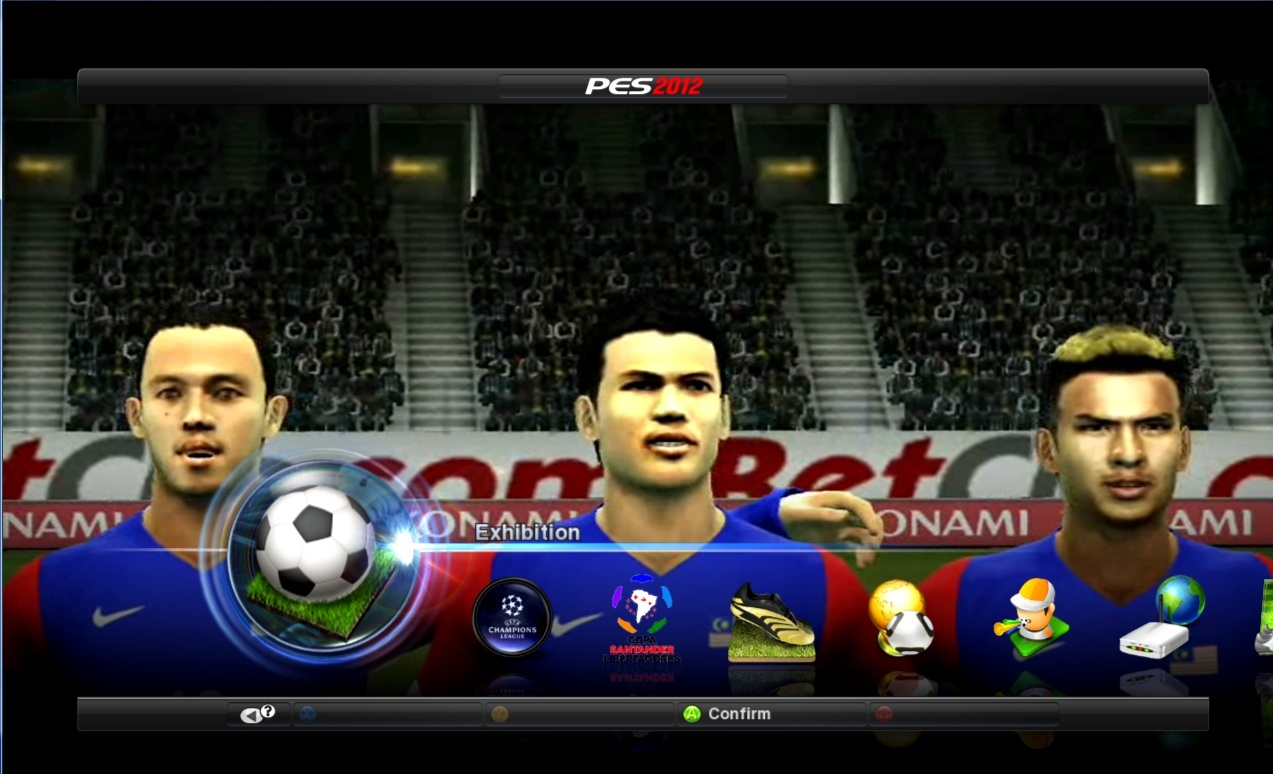 Malaysia Patch 2012 version 2.0 Released !!! 1110