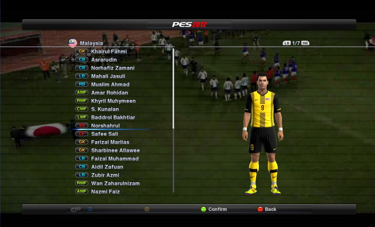 Malaysia Patch 2012 version 2.0 Released !!! 1410