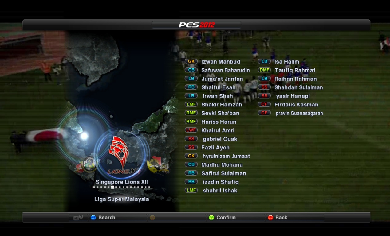 Malaysia Patch 2012 version 2.0 Released !!! 1610