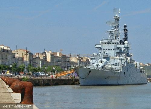 le croiseur COLBERT 696010